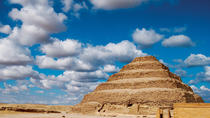 Day Tour to Giza Pyramids, Memphis and Saqqara with Lunch from Cairo, Cairo, Private Sightseeing ...