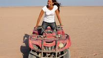 Half-Day Quad Bike Safari and Giza Pyramids Tour, Cairo, 4WD, ATV & Off-Road Tours