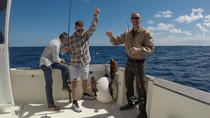 Fishing Tour in Terceira, Azores, Fishing Charters & Tours