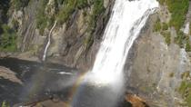 Bike Tour to Montmorency Falls from Quebec City, Quebec City