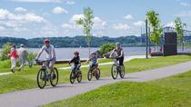 Quebec City Bike Tour Along Saint Lawrence River, Quebec City, Hop-on Hop-off Tours