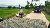 MY SON BY JEEP AND BOAT, Hoi An, 4WD, ATV & Off-Road Tours