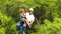 Vandara Adventure Combo: Horseback Riding, Ziplining and Hot Springs, Tamarindo