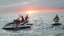St Martin Jet Ski Sunset Cruise, St Martin, Waterskiing & Jetskiing