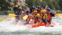 Whitewater Rafting on the Famous Yellowstone River, Yellowstone National Park, Hiking & Camping