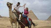 Private Guided Day Tour: Giza Pyramids, Egyptian Museum and Nile Dinner Cruise, Cairo, Night Tours