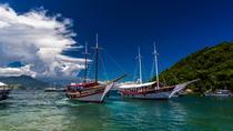 Ilha Grande and Green Coast Tour from Rio de Janeiro, Rio de Janeiro, Lunch Cruises