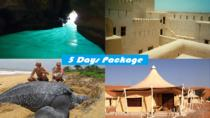 5 Days Package TOUR DINA, Muscat, Multi-day Tours