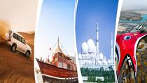 Abu Dhabi sharing City Tour - A journey to The Capital(Shore excursions ), Dubai, Ports of Call...
