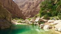 Wadi Shab full day tour (Muscat tours) :Kids friendly, Muscat, Full-day Tours