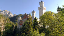 Full-Day Tour to Neuschwanstein Castle from Munich by Train Including Bike Ride from Fuessen, ...