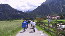 Half-Day Tour Along the Alps to Hohenschwangau by Bike from Fuessen, Füssen, Private ...