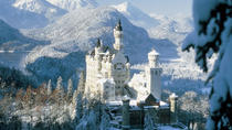 Private Day Tour to Neuschwanstein Castle, Linderhof Castle and Oberammergau from Munich Including ...