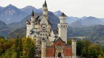 skip the line-tour from Munich to Neuschwantein-Linderhof-oberammergau and Austrian Alps, Munich, ...