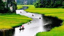 Hanoi to Tam Coc and Hoa Lu Ancient Capital Day Tour, Hanoi, 4WD, ATV & Off-Road Tours