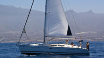 Tenerife 3-Hour Luxury Sail-boat Tour With Bath and Food on Board, Tenerife