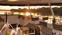 Dinner Cruise on the Zambezi River, Victoria Falls, River Rafting & Tubing