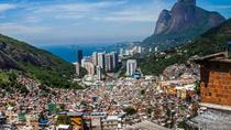 Favela Tour Rocinha - Largest slum in Latin America, Rio de Janeiro, Half-day Tours