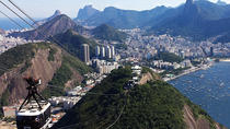 Full Day Complete City Tour of Rio de Janeiro with Lunch and Tickets, Rio de Janeiro, City Tours