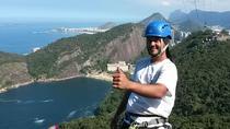 Rock Climbing Baptism Experience, Rio de Janeiro, Climbing