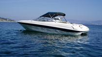 Lisbon Luxury Motor Yacht Private Tour, Lisbon, Private Sightseeing Tours
