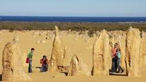 Pinnacles Day Trip from Perth Including Caversham Wildlife Park and Lancelin Dunes Sandboarding, ...