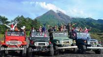 Merapi Volcano and Pindul Cave Tour from Yogyakarta, Yogyakarta, Climbing
