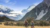 South Island Flexible Travel Pass - Christchurch Return