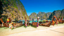 Phi Phi Islands Private Day Tour by Speedboat from Phuket, Phuket, Private Sightseeing Tours