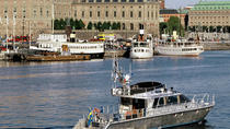 Private yacht cruise with lunch or dinner, Stockholm, Day Cruises