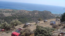 Jeep Safari to the South of Crete from Hersonissos, Crete, 4WD, ATV & Off-Road Tours