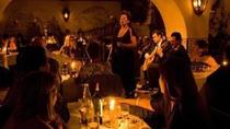 Lisbon Fado Dinner Show and Panoramic Night Tour, Lisbon