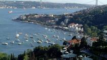 Bosphorus Cruise and Two Continents Tour in Istanbul, Istanbul, Sunset Cruises