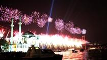 Silvesterparty auf dem Bosphorus in Istanbul, Istanbul, Day Cruises