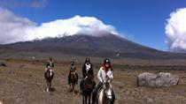 Cotopaxi 's nachts paardrijden Tour, Quito, Overnight Tours