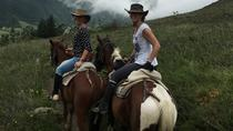 Middle of the World and Pululahua Horse Ride Tour, Quito, Horseback Riding
