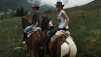 Middle of the World and Pululahua Horseback-Riding Tour, Quito, Horseback Riding