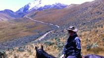 Overnight Camping Including Horse Ride at Cayambe Paramo, Quito, Overnight Tours