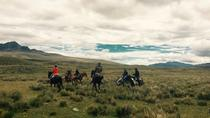 Shared Horseback Riding Tour in Cayambe from Quito, Quito, Horseback Riding