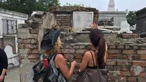 St Louis Cemetery Number 1 Cemetery Tour, New Orleans, Ghost & Vampire Tours
