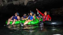 Xunantunich Cave Tubing and Zipline triple tour from San Pedro Ambergris Caye, Ambergris Caye, ...