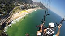 Tandem Paragliding Tour in Rio de Janeiro, Rio de Janeiro, Adrenaline & Extreme