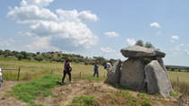 Dolmens of Serra d'Ossa Tour with Farm Visit and Optional Lunch, Alentejo, Private Tours