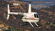 Hooray for Hollywood Helicopter Tour, Los Angeles, City Tours