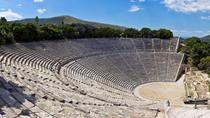 Private Half-Day Ancient Epidaurus Theater and Canal of Corinth Tour, Peloponnese, Private ...