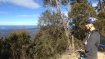 Blue Mountains Self-Guided Mountain Biking: Oaks Fire Trail from Woodford to Glenbrook, Blue ...