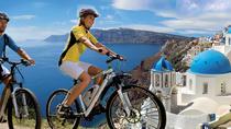 Santorini Tour with Electric Bike, Athens, Bike & Mountain Bike Tours