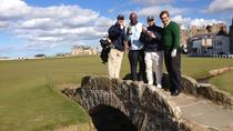 4-Day Old Course St Andrews Golfing Experience with Shopping and Sightseeing in Edinburgh, Edimburgo