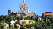 Barcelona Private Tour to Tibidabo Mountain and Labyrinth Park, Barcelona, null