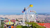 Barcelona Private Tour to Tibidabo Mountain and Labyrinth Park, Barcelona, Private Sightseeing Tours